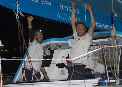 Victoires maritimes et sportives pour Alliance Syndrome de Dravet