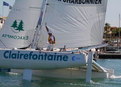 Trophée Clairefontaine des champions, Stéphane Christidis s'impose !