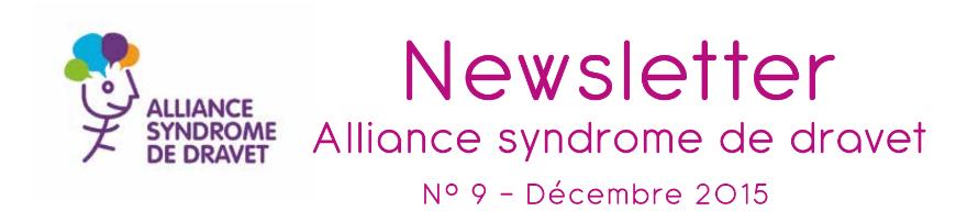 Newsletter décembre 2015