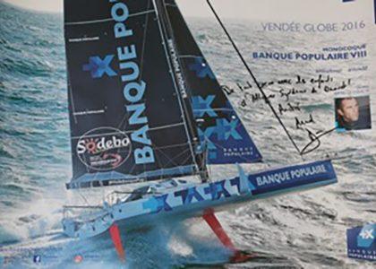 Vendée Globe 2016, ils arrivent !!!!