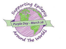 Purple day le 26/03/2017
