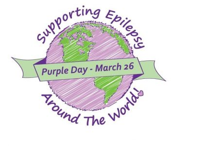 Purple day le 26/03/2017