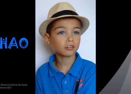 Support vidéo sur le Syndrome de Dravet
