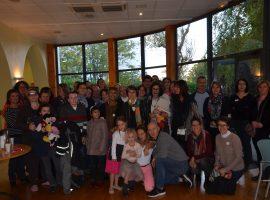 La rencontre annuelle des familles et l'Assemblée générale d'ASD à Lyon