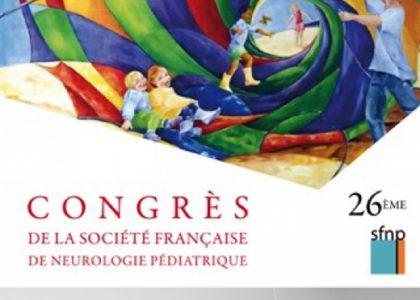 Congrès de la Société Française de Neurologie Pédiatrique 2016