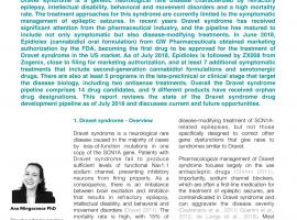 Recherche sur le Syndrome de Dravet en 2018