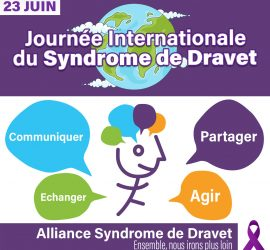 Journée internationale sur le Syndrome de Dravet 2019