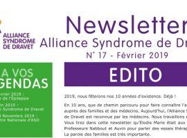 Newsletter n°17 – Février 2019