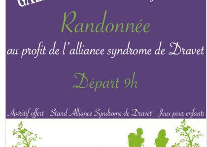 23 juin 2019 en Occitanie à 9h – Randonnée à la campagne et journée au profit d'Alliance Syndrome de Dravet