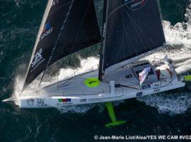Vendée Globe 2020-2021 : soutien de Jean Le Cam pour ASD