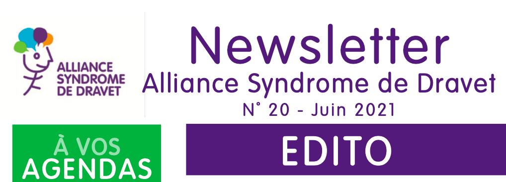 Newsletter n°20 – Juin 2021